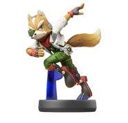 Amiibo Fox - Serie Super Smash Bros.