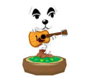 Estatua Mascota musical - Hey! Pikmin