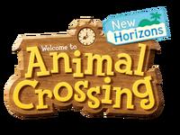 Logo de Animal Crossing New Horizons
