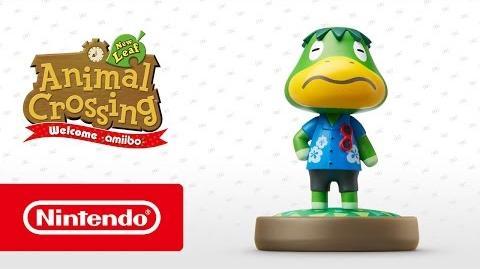Animal Crossing New Leaf - Welcome amiibo - Capitán (Nintendo 3DS)