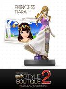 Tiara Princesa - Nintendo presenta New Style Boutique 2 ¡Marca tendencias!