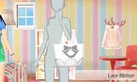 Lazo con encajes - Nintendo presenta New Stlye Boutique 3 Estilismo para celebrities