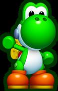 Mini Yoshi - amiibo Challenge