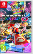 Caja de Mario Kart 8 Deluxe (Europa)