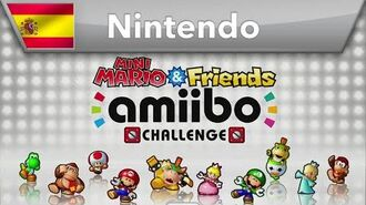 Mini Mario & Friends amiibo Challenge - Tráiler (Wii U & Nintendo 3DS)-0