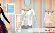 Peach encaje - Nintendo presenta New Stlye Boutique 3 Estilismo para celebrities