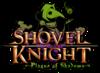 Logo de Shovel Knight - Plague of Shadows