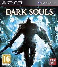 Caja de Dark Souls (PlayStation 3) (Europa)