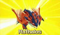 Monsty Rathalos - Monster Hunter Stories