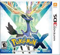 Caja de Pokémon X (América)
