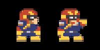 Traje de Captain Falcon - Super Mario Maker
