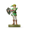 Amiibo Link (Twilight Princess) - Serie The Legend of Zelda