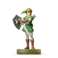 Amiibo Link (Twilight Princess) - Serie The Legend of Zelda