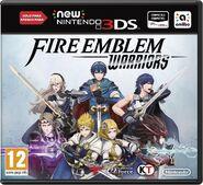 Caja de Fire Emblem Warriors (New 3DS) (Europa)