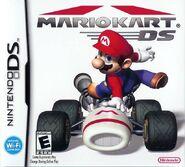 Caja de Mario Kart DS (América)