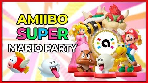 RECOMPENSAS AMIIBO EN SUPER MARIO PARTY PARA NINTENDO SWITCH