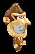 Traje de Donkey Kong - Miitopia