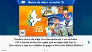 Ayuda Mardar de viaje a un amiibo PAL (1) - Super Smash Bros. Ultimate