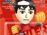 Karateka Mii - Super Smash Bros.