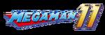 Logo de Mega Man 11