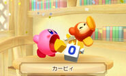 Puzzle Kirby - Picross 3D Round 2