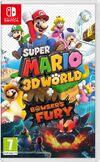 Caja de Super Mario 3D World + Bowser's Fury (Europa)