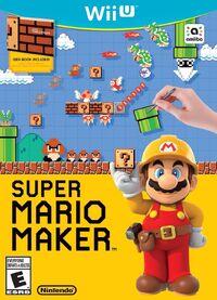Caja de Super Mario Maker (América)