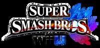 Logo Super Smash Bros. for Wii U
