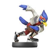 Amiibo Falco - Serie Super Smash Bros.