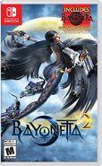 Caja de Bayonetta 2 (Nintendo Switch) (América)