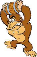 Donkey Kong en Donkey Kong
