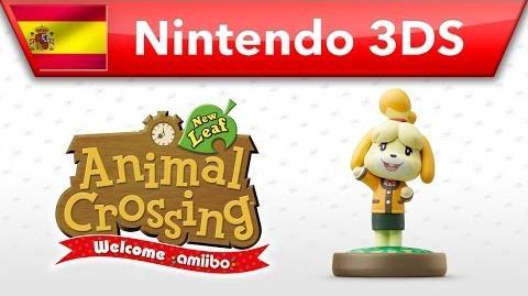 Animal Crossing New Leaf - Welcome amiibo - Canela (Nintendo 3DS)