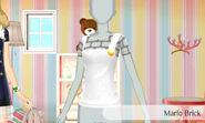 Mario ladrillos - Nintendo presenta New Stlye Boutique 3 Estilismo para celebrities