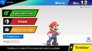 Pantalla de edición de amiibo PAL (+3.1.0) - Super Smash Bros. Ultimate