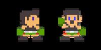 Traje de Little Mac - Super Mario Maker