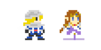 Traje de Sheik - Super Mario Maker
