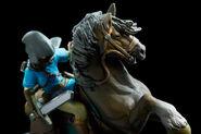 Imagen promocional Link jinete 2 - Serie The Legend of Zelda