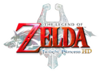 Logo de The Legend of Zelda Twilight Princess HD