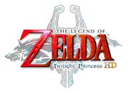 Logo de The Legend of Zelda Twilight Princess HD