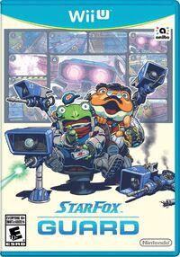 Caja de Star Fox Guard