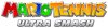 Logo Mario Tennis Ultra Smash