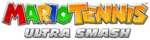Logo Mario Tennis Ultra Smash