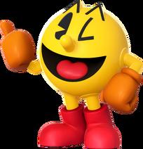 PAC-MAN en Super Smash Bros. for Nintendo 3DS and Wii U