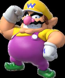 Wario en Mario Party 10