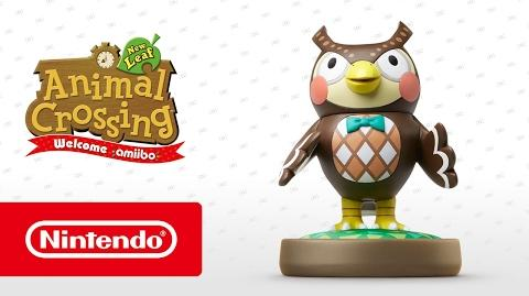 Animal Crossing New Leaf - Welcome amiibo - Sócrates (Nintendo 3DS)