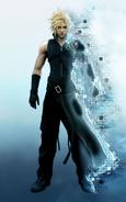 Cloud en Final Fantasy VII - Advent Children