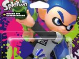 Inkling chico - Splatoon