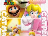 Peach Felina - Super Mario