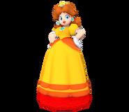Estatua Princesa de las mandarinas - Hey! Pikmin