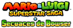Logo de Mario & Luigi - Superstar Saga + Secuaces de Bowser